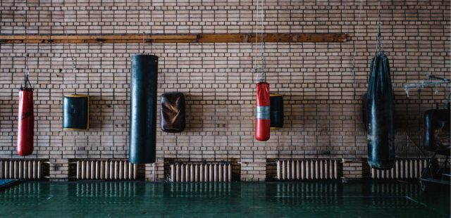 Different Types of Punching Bags
